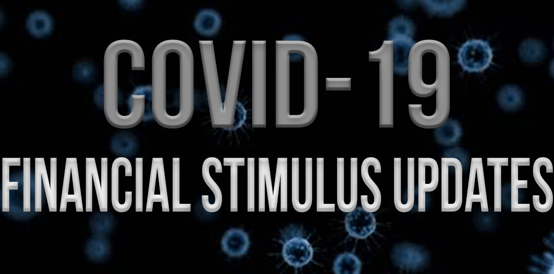 Coronavirus – Legislation Updates on Financial Stimulus Packages – Update from our Partners – SCA