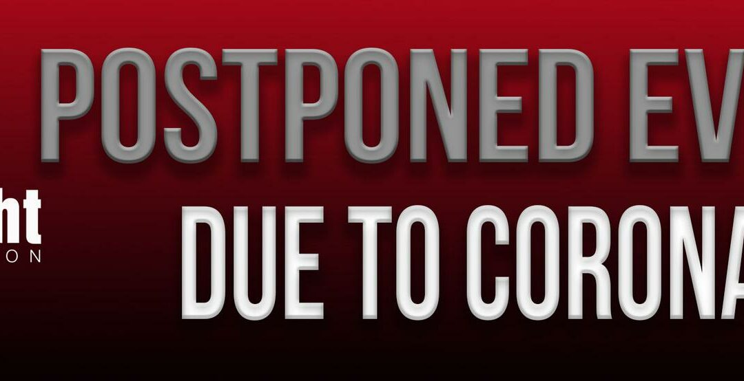 USSA Events Postponed Due to Coronavirus Fears
