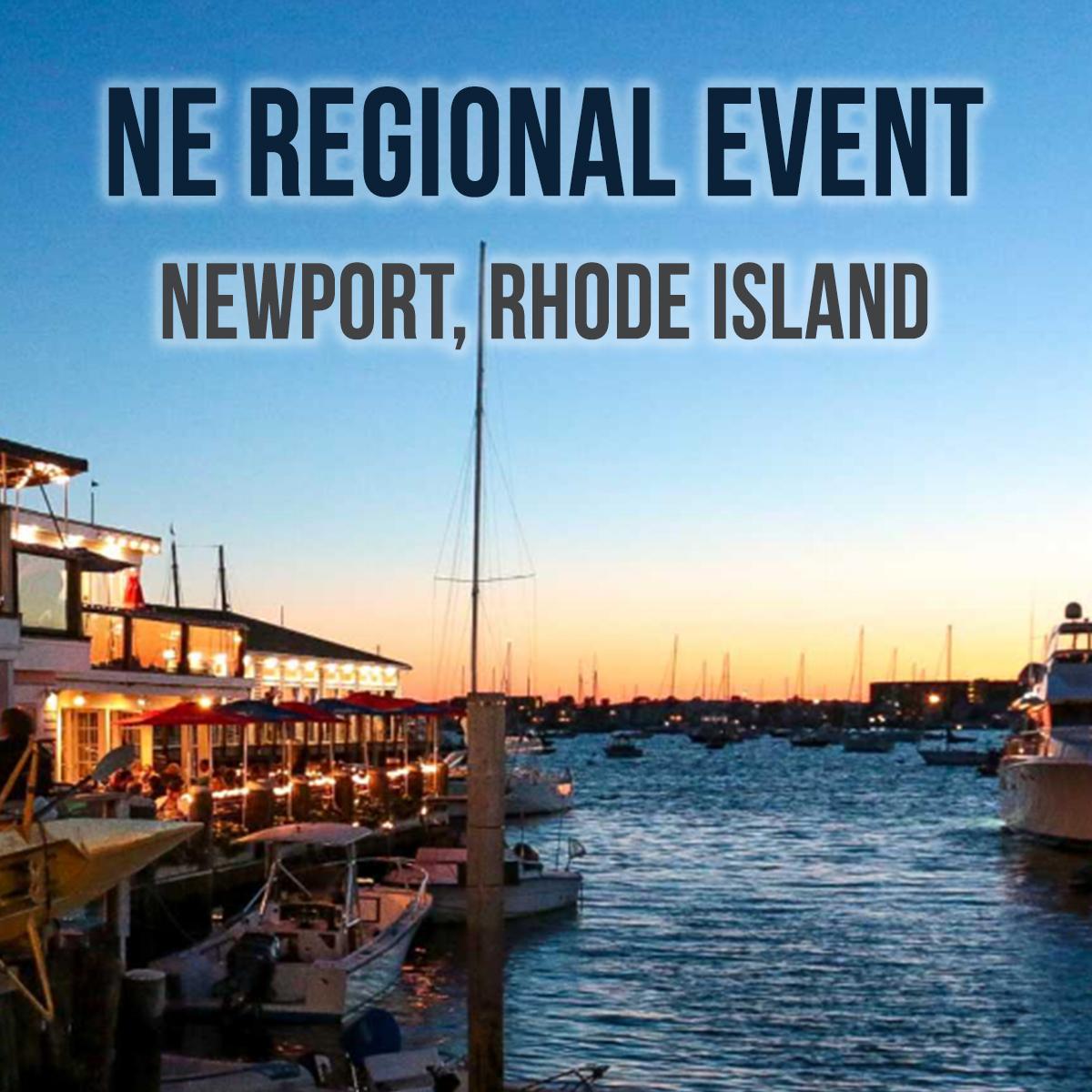 NE Regional Event Button
