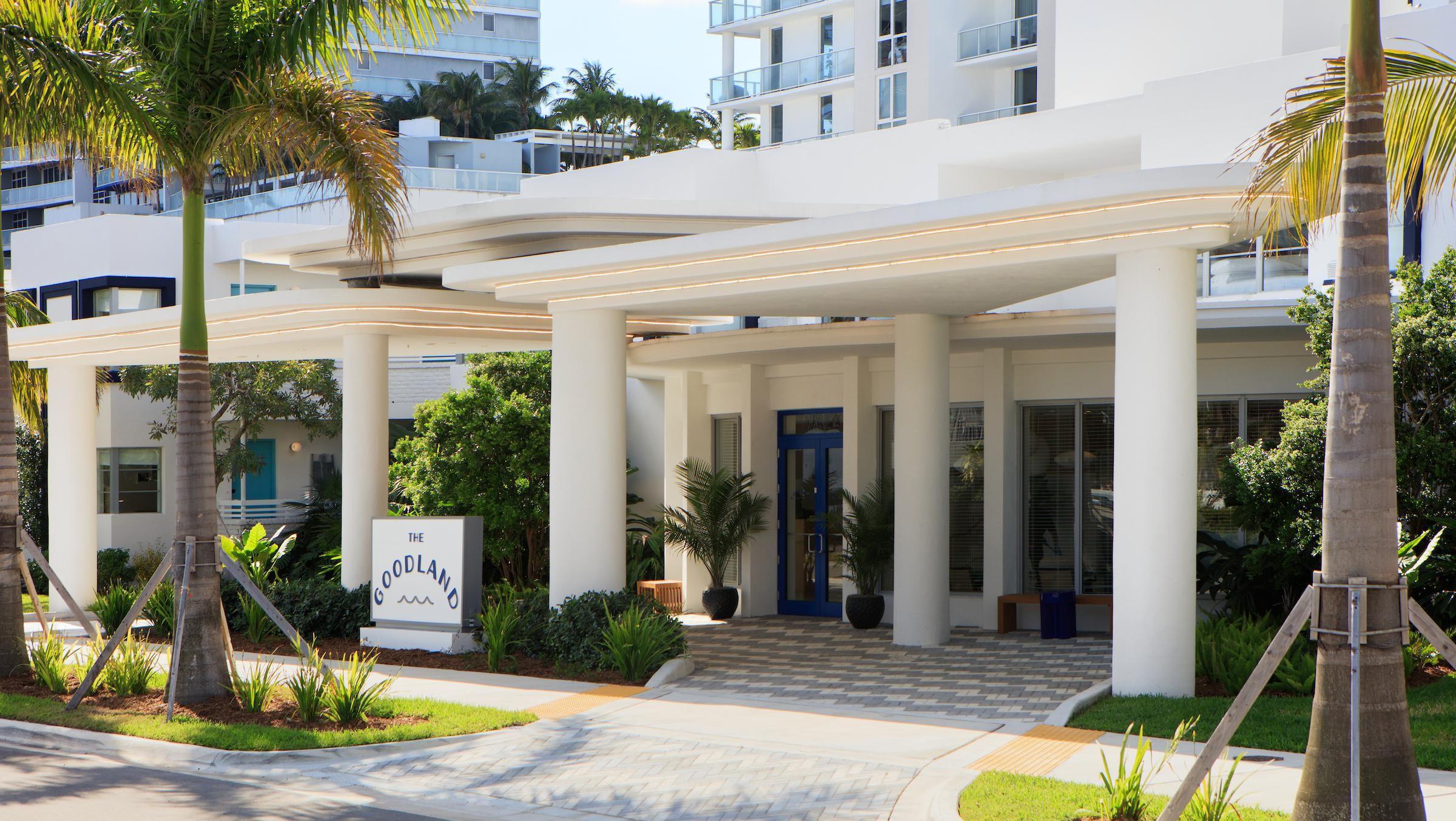 The Goodland Fort Lauderdale Beach