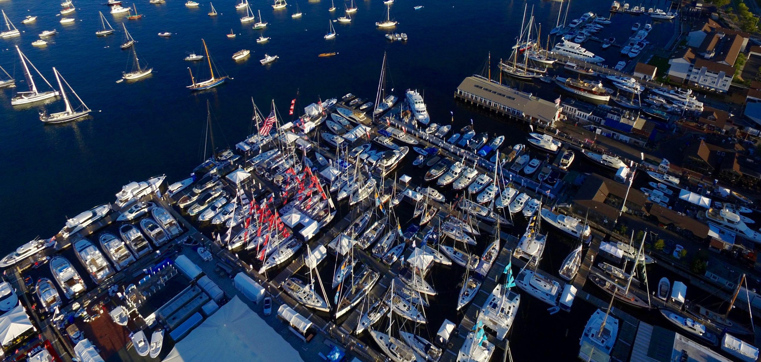 Newport Boat Show image