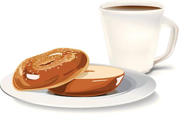 Coffee & Bagel image
