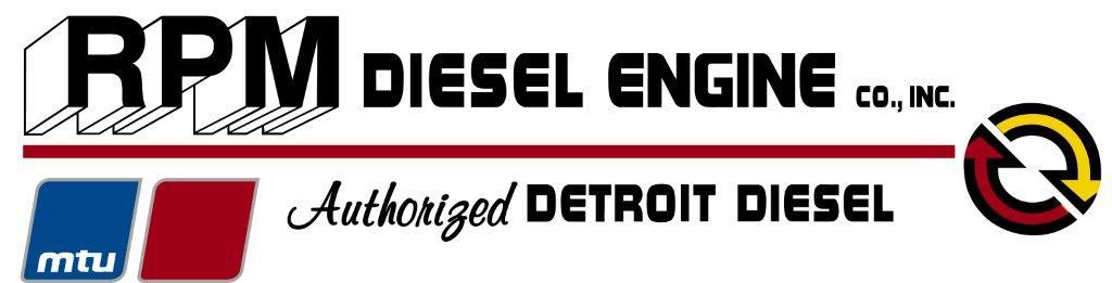 RPM Diesel logo